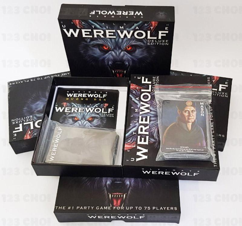Hộp trò chơi ma sói Ultimate